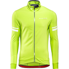 Endura Pro SL Thermal Windproof Jacket Herre hi-viz green